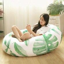 Ленивый диван двойной мешок фасоли детей Творческий стул для татами маленькая квартира спальня балкон мультфильм кровать