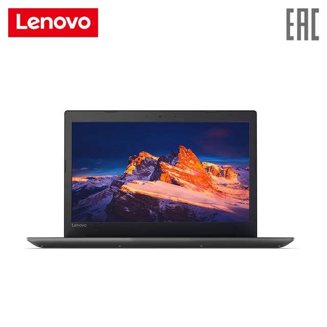 "Ноутбук lenovo IP320-15ISK 15,6 ""/i3-6006U/6 GB/500 GB/G920MX/noODD/Win10/Black (80XH01YQRU)"