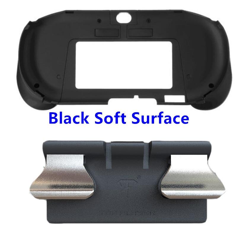L3 R3 Back Button Module Hand Grip Handle Joypad Stand Case with L2 R2 Trigger Button For PSV 2000 PSV2000 PS VITA 2000 Slim oem 5pcs ps vita 2000 2000 for ps vita 2000