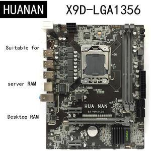 HUANAN X9D LGA1356 LGA 1356 PC Computer Desktop Boards Motherboard