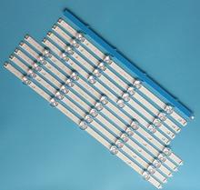 10 stks/set NIEUWE LED Strip Voor LG 49LB580V 49LB5500 49LB620V 49LB629V 49LB552 Innotek DRT 3.0 49 EEN B 6916L 1788A 1789A 1944A 1945A