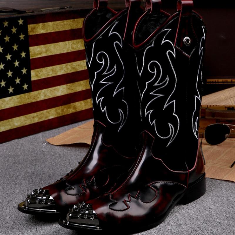 Online Buy Wholesale men knee boots from China men knee boots ...