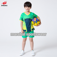 Make your own jersey,OEM any color,name,number,full sublimation custom jerseyboys soccer jersey,100%polyester