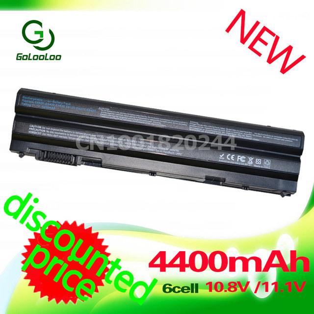 Golooloo 4400 mah batería del ordenador portátil para dell latitude e5430 e5530 e6120 e6430 e5520m e6520 e6420 e6530 vostro 3560 3460