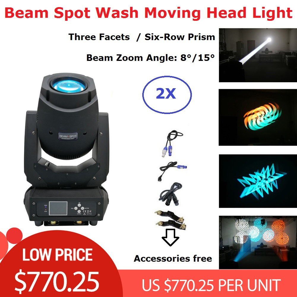 2XLot Newest 200W LED Moving Head Lights Beam Spot Wash 3IN1 LED Stage Lights Perfect For Dj Disco Lights Club Party Show luces2XLot Newest 200W LED Moving Head Lights Beam Spot Wash 3IN1 LED Stage Lights Perfect For Dj Disco Lights Club Party Show luces