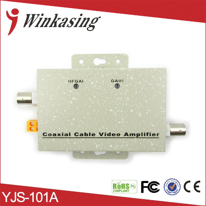 CCTV Signal Booster Coaxial Cable Video Amplifier энциклопедия cctv 4dvd