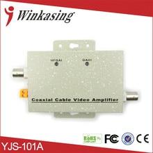 Cctv の信号ブースター同軸ケーブルビデオアンプ
