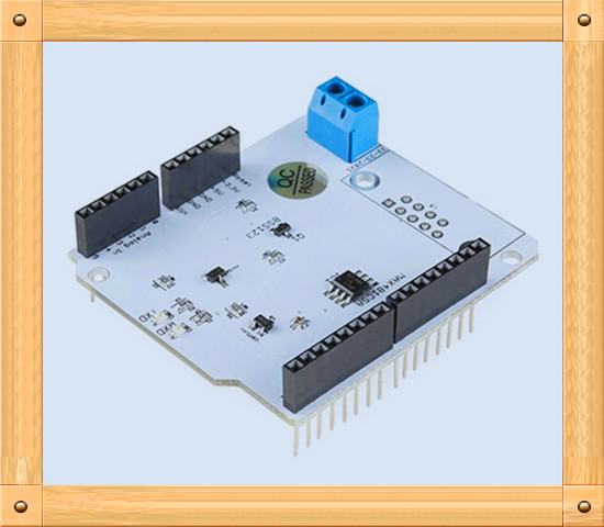 Free Shipping!!! RS485 Shield RS485 interface board module