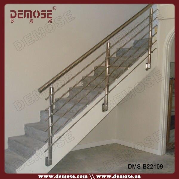 Indoor Steel Stair Hand Railing