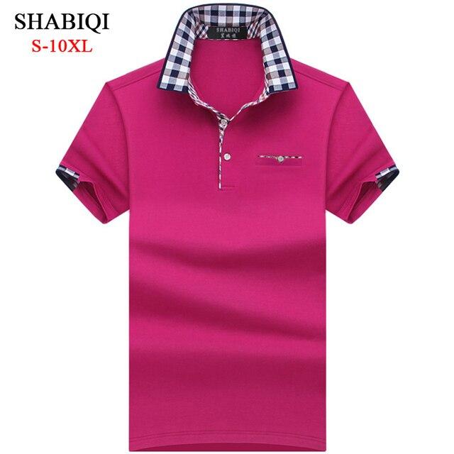 Plaid Collar Polo Shirt 2