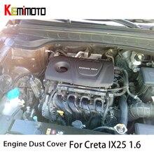 Декоративный капот 1,6 защита от пыли двигателя для hyundai Creta IX25 Solaris 292402E050 для Kia RIO для Sonata Tucson