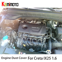 Decorative Hood 1.6 Engine Dust Cover For Hyundai Creta IX25 Solaris 292402E050 For Kia RIO 2017 For Sonata Tucson