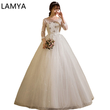 Princess Wedding Dress 2019 Customized Bride Dresses Elegant Vestido De Novia Buy Direct From China china bridal gowns