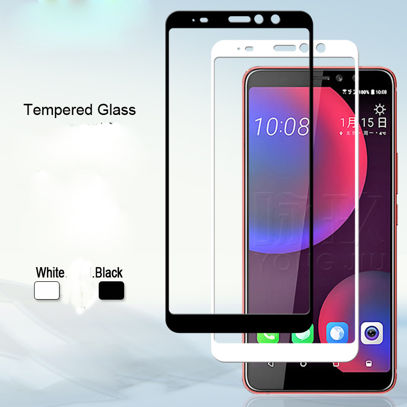 Phone Screen Protectors 2.5d 9h Full Tempered Glass Full Coverage Screen Protector For Htc U11 Plus/u 11 Plus For Htc Ocean Htc U11 Eyes Superior Performance