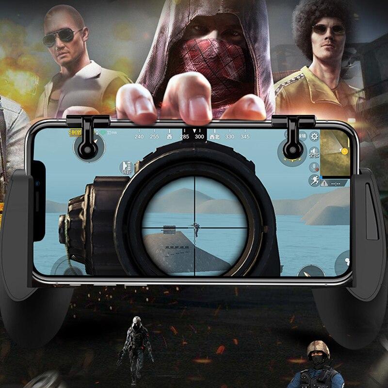 2pcs Gampad Gaming Triggers Mobile Game