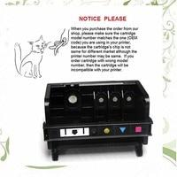 4 Color For Hp 862 Printhead For Hp Photosmart C5324 C5370 D5460 D5463 D5468 C6375 Printer