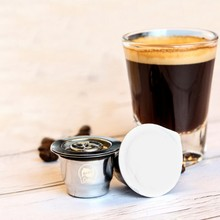 Nestle Stainless Steel Metal 2 in 1 Usage Powder Coffee Grinder Hammer Machine Solid Handle Filler