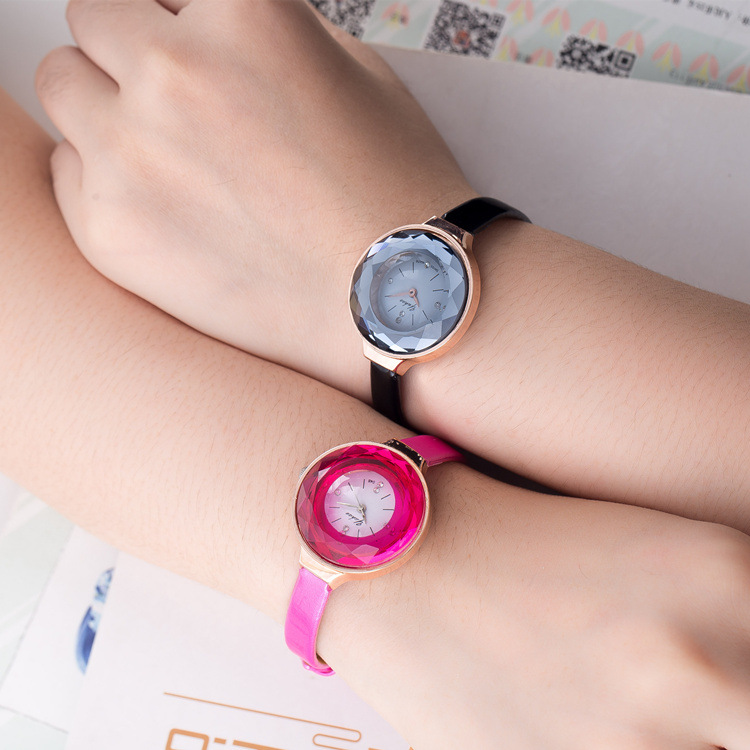 2016 Hot Sale Luxury Fashion Brand Women Watches Ladies Leather Quartz Wristwatches Relogio Feminino Montre Femme