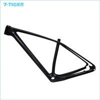 Китай Новый MTB велосипеда 29er карбоновая рама MTB карбоновая рама 135x9 с компактным