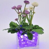 30KG DHL FREE Shipping MAGIC GLITTERED Water Beads Crystals Soil Bio Gel Ball Beads WEDDING VASE