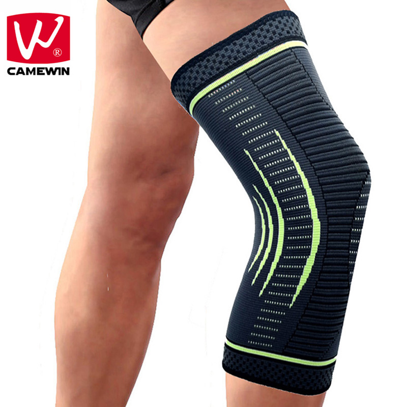CAMEWIN 1 Pair Knee Pads Knee Protector Knee Support For Knee Pain Relief, Meniscus Tear, Arthritis, Injury, Joint Pain, Running