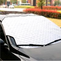 car Window Sunshade Car Snow Covers for Honda Civic Accord CRV Fit Renault Peugeot 307 206 407 308 406 Citroen C4 accessories