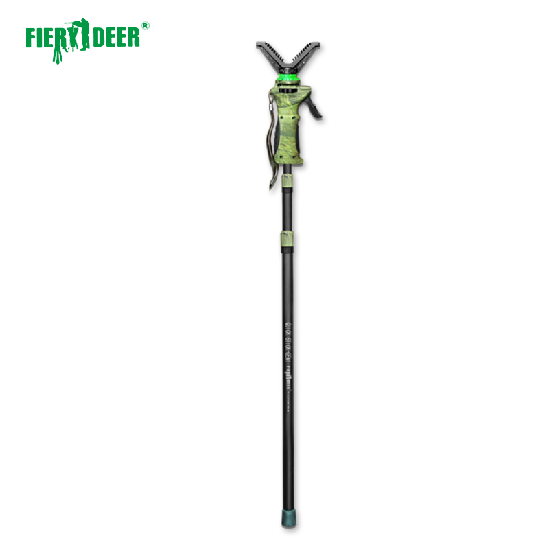 Fiery deer DX-001-01 160cm trigger stick, Venum Outdoors Predator Supreme Shooting Sticks160cmmonopod перчатки боксерские venum venum mp002xu0dyrz
