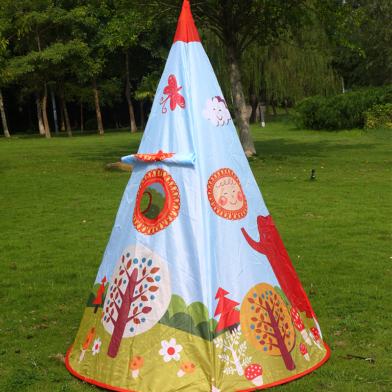 YARD Kids Toys Tents Baby Portable Foldable Cubby Play Playhouses for Kids Children Teepee foldable play tent kids children boy girl castle cubby play house bithday christmas gifts outdoor indoor tents