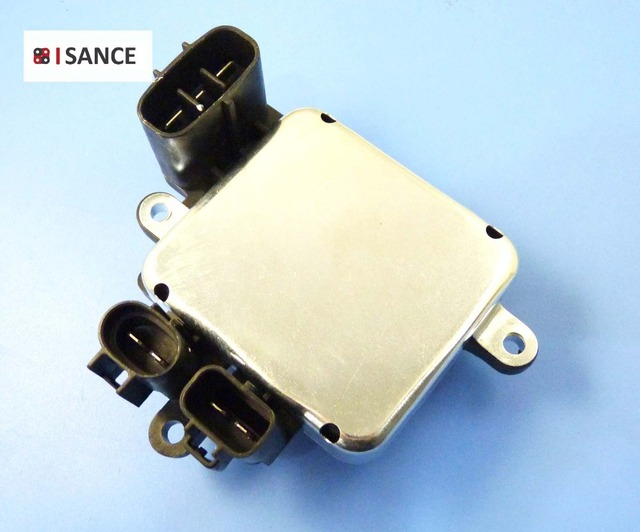 Isance Cooling Fan Control Module Computer 89257 30060