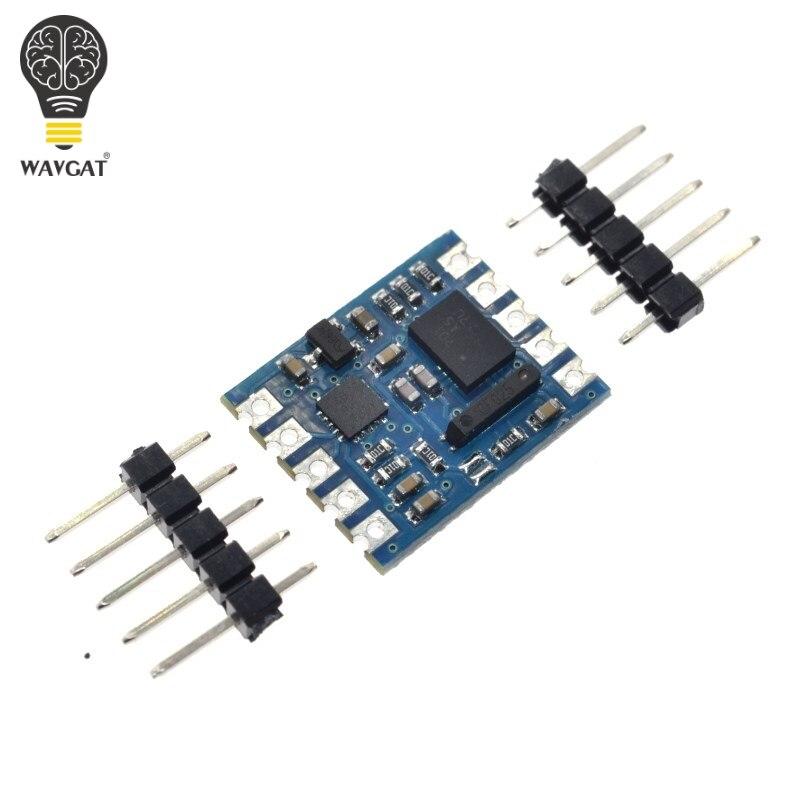 Módulo de Navegação Wavgat Ahrs Alta Estabilidade Calman Filtro Sensor Nove Eixo Bno-055 Gy-955