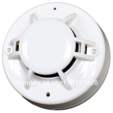 free delivery 2wire smoke detector warmth alarm Standard Smoke and Warmth Detector Smoke alarmFT103