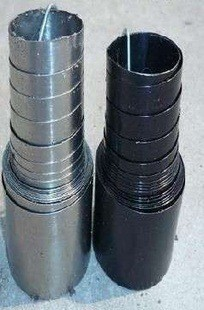 20 600 40 36 CNC machine tools spiral steel tape covers
