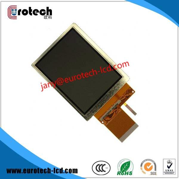 3.5 inch LQ035Q7DB05 lcd display For Motorola Symbol MC90XX