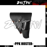 WW2 Army Walther PPK Holster WWII WW2 Militaira Real Leather DE/103103
