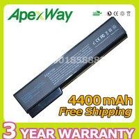 4400mAh Battery For Hp EliteBook 8460p 8460w 8560p 8560w For ProBook 6360b 6460b 6465b 6560b 6565b