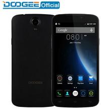 Doogee X6 мобильные телефоны 5.5 дюйма HD 1 ГБ Оперативная память + 8 ГБ Встроенная память Android 5.1 Dual SIM MT6580 Quad Core 1.0 ГГц 3000 мАч GSM WCDMA WI-FI оригинальный