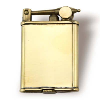 Image 5 - Original IMCO Lighter Retro Gasoline Kerosene Lighter Genuine Ultra Thin Cigarette Lighter Cigar Fire Briquet Petrol Lighters-in Cigarette Accessories from Home & Garden