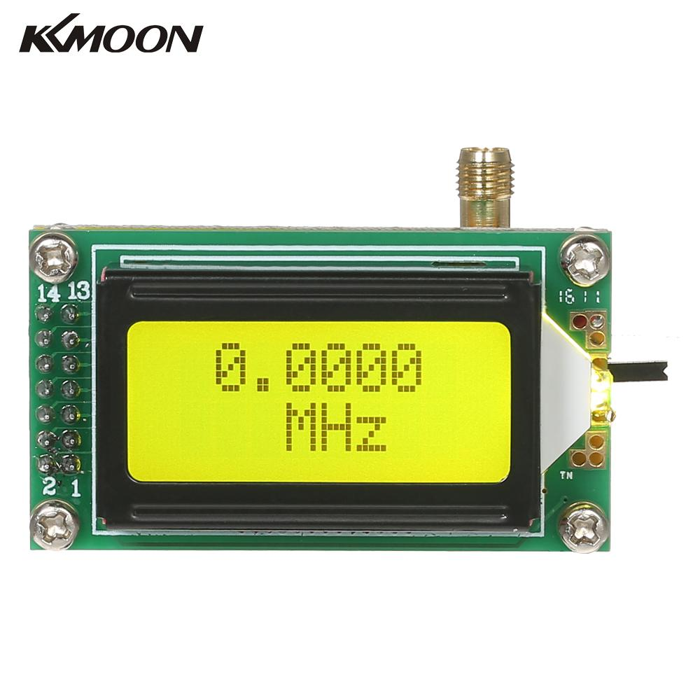 Gy560 Frequency Meter Counter Tester For Two Way Radio Transceiver Circuits Diy High Accuracy And Sensitivity 1 500 Mhz Module Hz Measurement