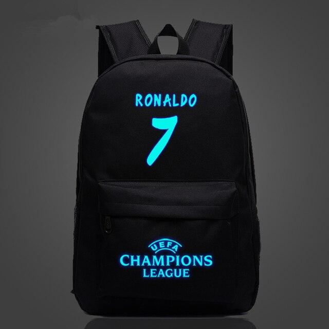 Cristiano Ronaldo Cr7 Kids Backpacks 75b0a9585fe1e