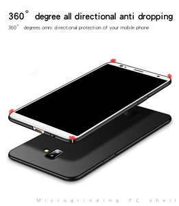 Image 5 - 삼성 갤럭시 j6 플러스 케이스에 대 한 럭셔리 얇은 pc 부드러운 하드 전화 케이스 삼성 j6 플러스 j610 삼성 갤럭시 j6 플러스 커버에 대 한