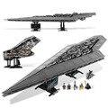 Ster Bricks Wars Imperial Executor Super Star Destroyer Model bouwstenen Speelgoed voor Kinderen Jongen Gift Compatibel 10221