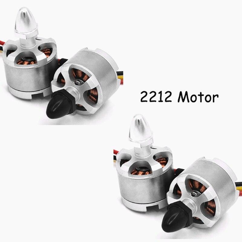 2 stücke DJI Brushless Motor2212 920KV Schwarz Silber CW CCW für 3-4 S FPV Quadcopter DJI Phantom F330 F450 F550 X525 Cheerson Drone