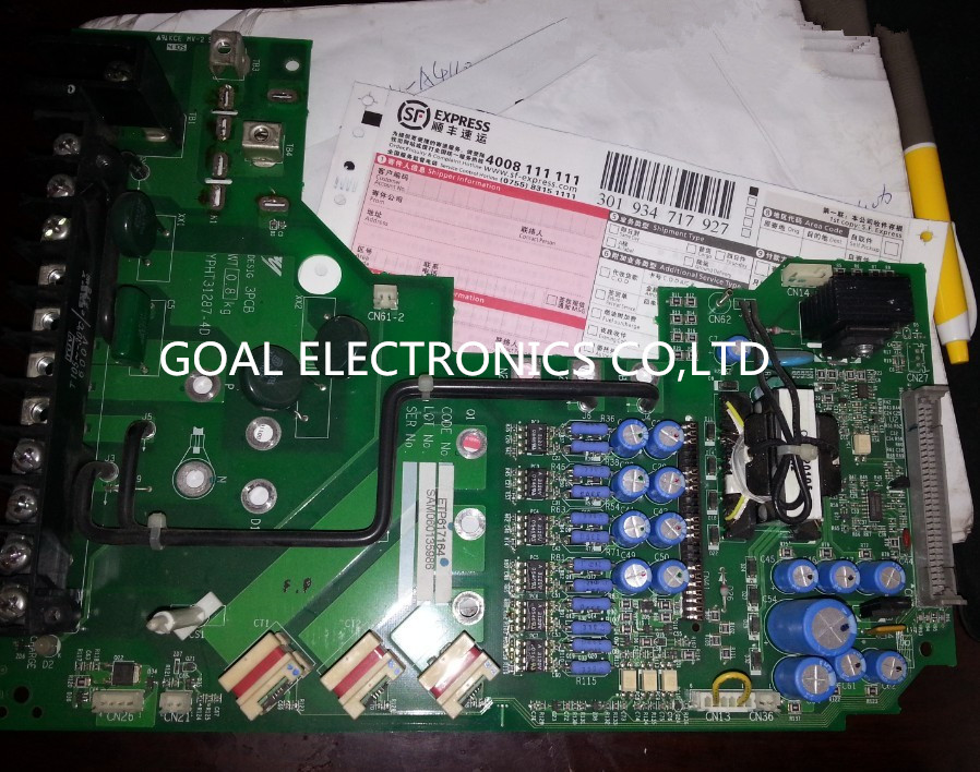 The elevator inverter series of about 15 kw power supply board drive webmaster board CIMR-L7A4015
