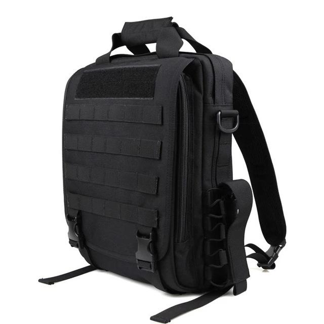 Táticas de pequena Mochila Mochila de Camuflagem Mochila Bolsa de Ombro Laptop Sacos de Viagem À Prova D' Água Mini Tablet K56