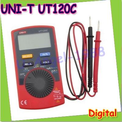 Мультиметр uni/t UT120C /ac