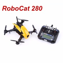 RoboCat 280 RC Drones FPV Kit with Pure Carbon Fiber 4-Axis Frame FPV Camera Ready to go