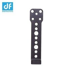 Image 3 - DIGITALFOTO VISION mini vision DJI RONIN SC/ S accessoires de cardan plaque dextension de cou connecter micro à LED moniteur photographique