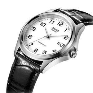 Image 2 - Casio izle basit dijital ölçekli takvim iş erkek saati MTP 1183E 7B