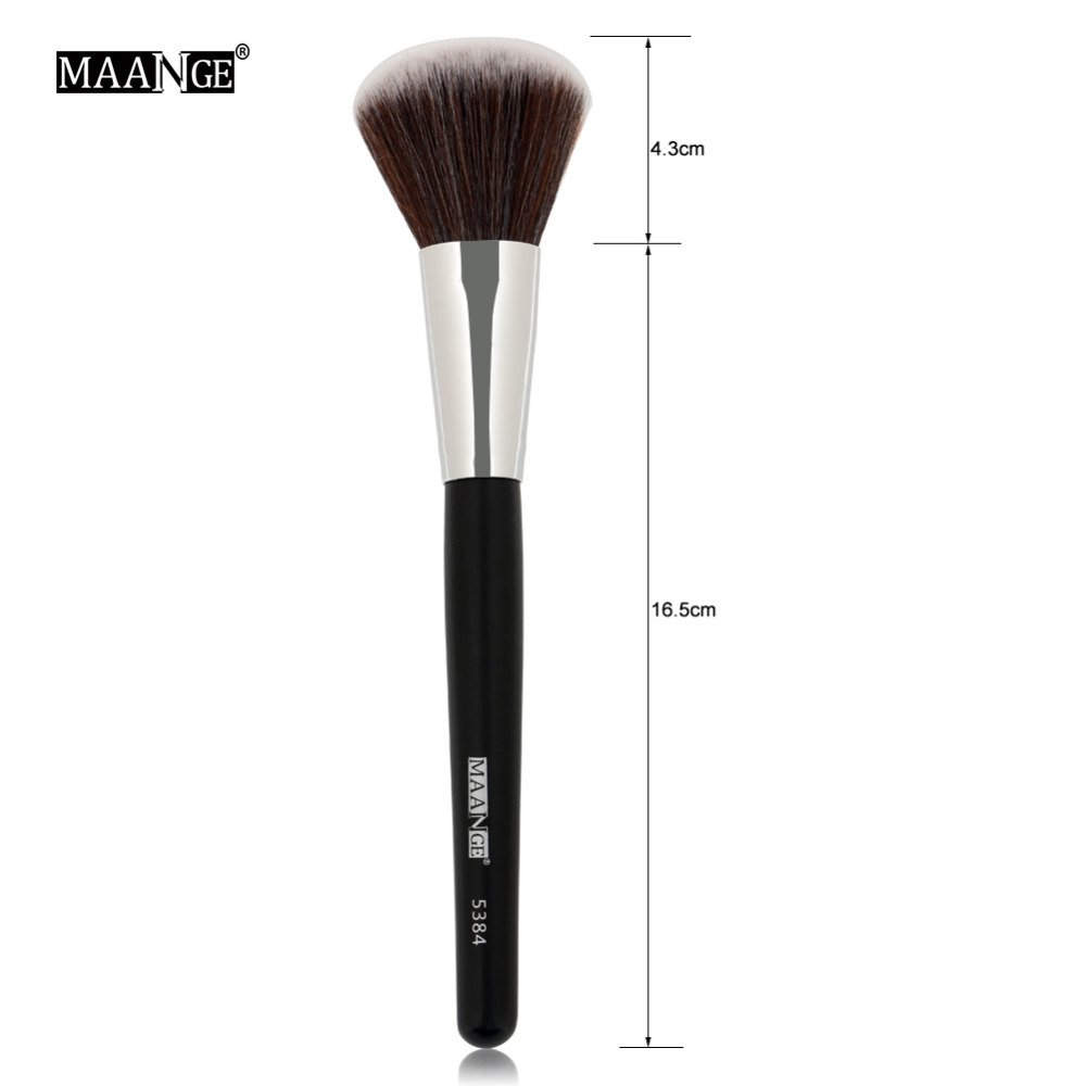 Flat Top Round Makeup Foundation Brush Powder Cream Liquid Blush Blusher Blending Contour Concealer Highlighter Highlight Brush как щенка кане корса в москве