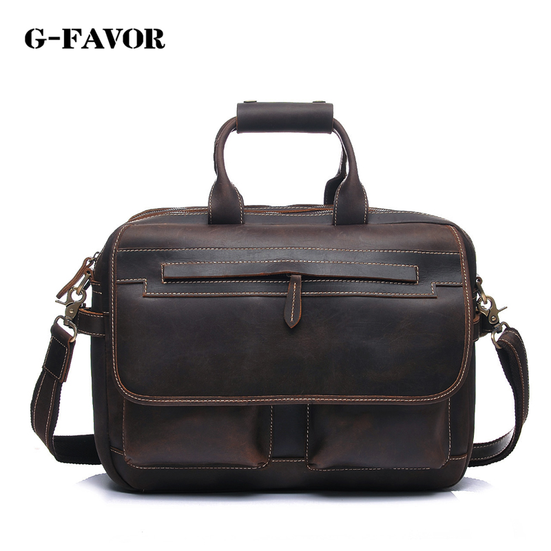 vintage 100% genuine leather men business bag Top quality Mens briefcase handbags shoulder bags messenger laptop mva genuine leather men bag business briefcase messenger handbags men crossbody bags men s travel laptop bag shoulder tote bags